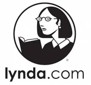 Lynda.com logo…