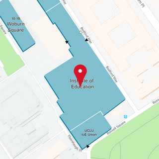 Service Desk at IOE Library Map