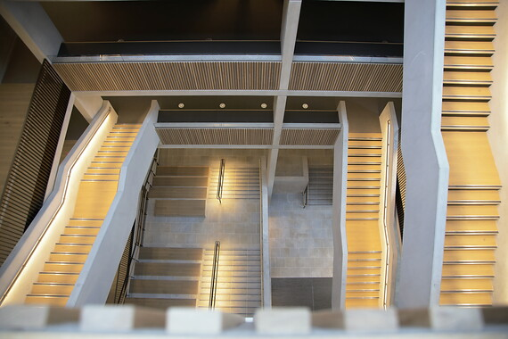 Student Centre Staircases