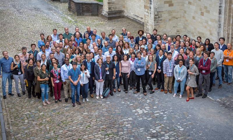 Frontiers of Retrovirology conference in Leuven, Belgium