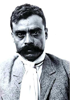 image source: http://commons.wikimedia.org/wiki/File:Emiliano_Zapata4.jpg