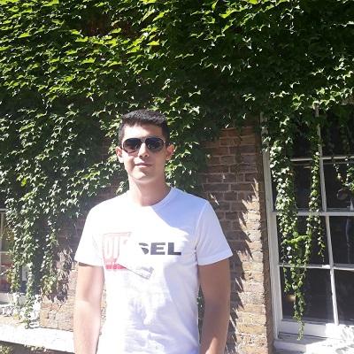 Faraj Guliyev, former UCL Pre-University Summer School student
