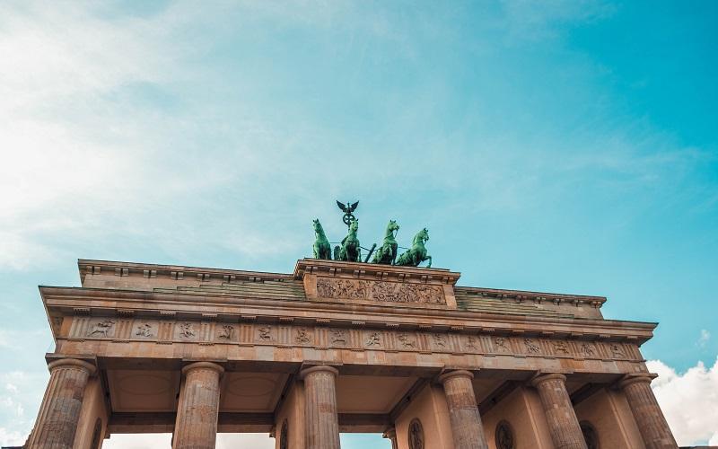 German - Brandenburg Gate
