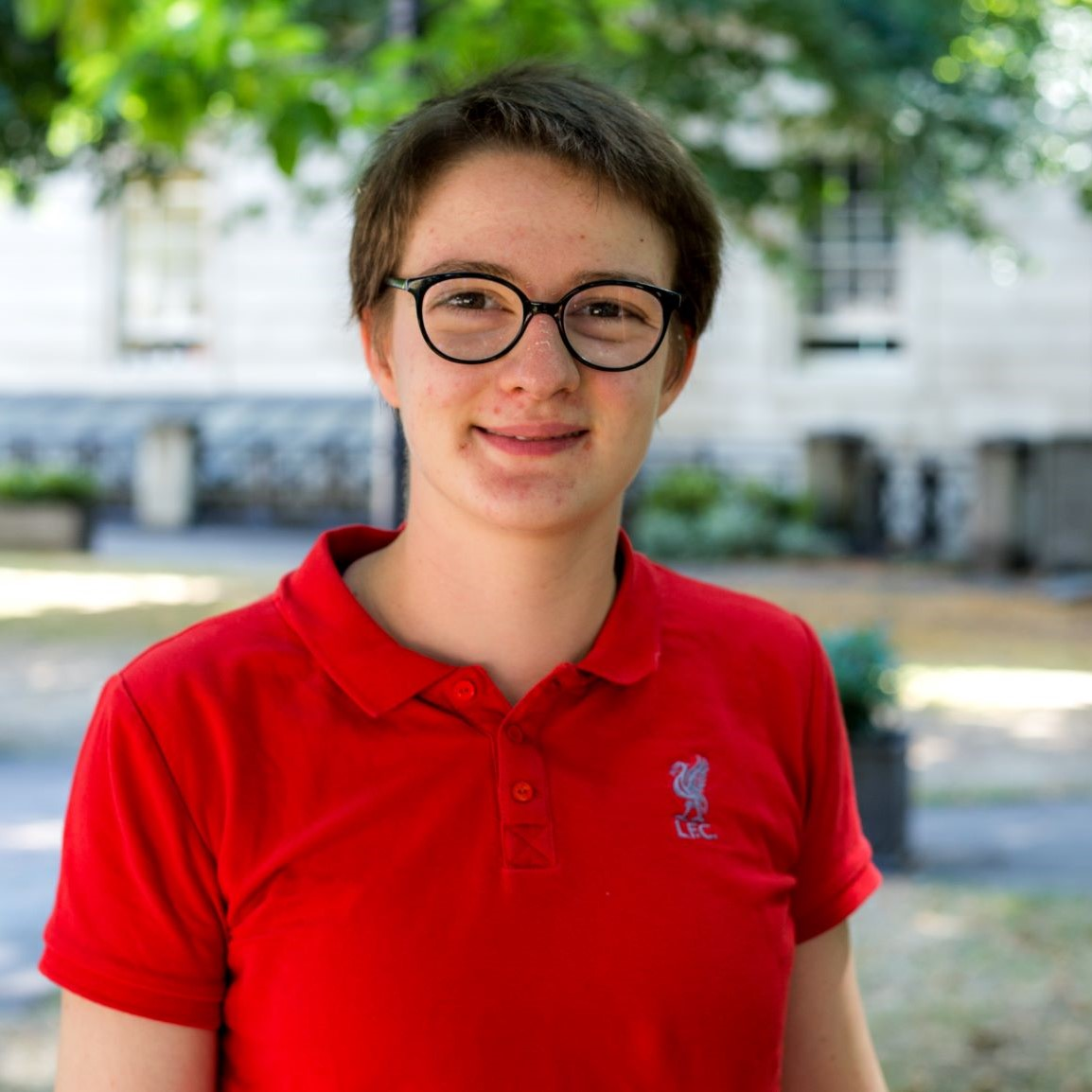 Juliette Helfi, former UCL Pre-University Summer School student