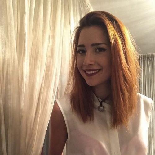 International Pre-Master's Student Mina Stojanovic