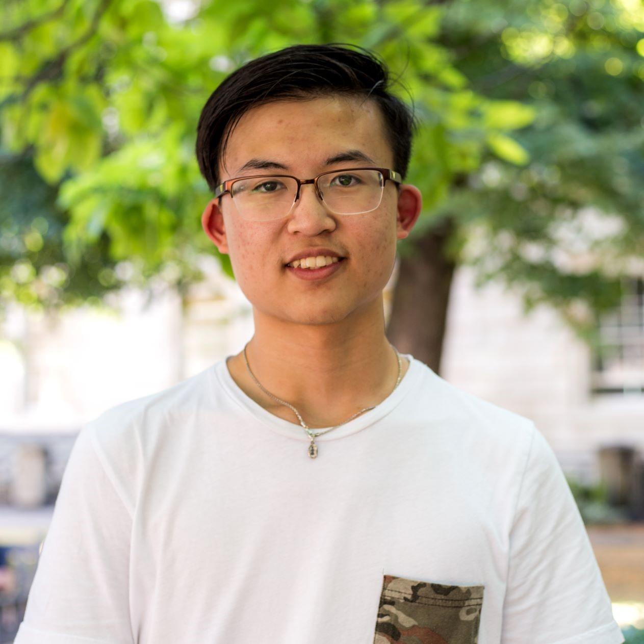 Print Yingtavornkul, former UCL Pre-university Summer School student