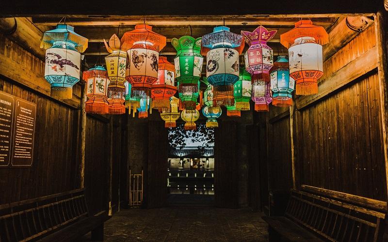 Mandarin: Wuzhen Visitor Centre Jiazing China