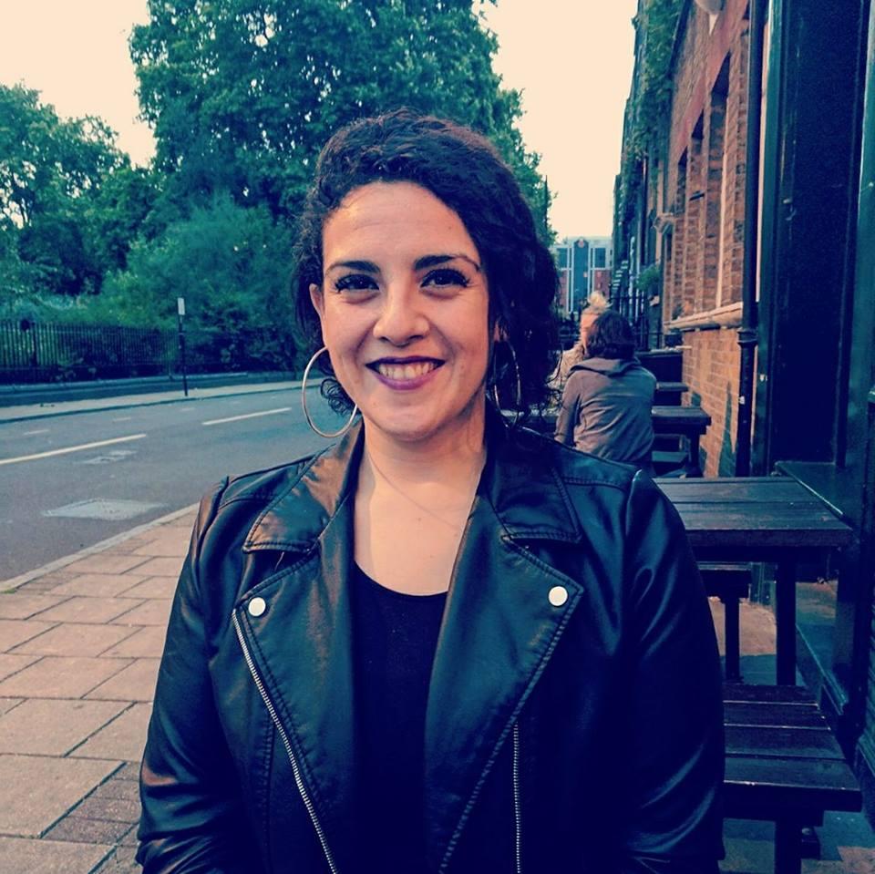 Marieta Valdivia Lefort, former Pre-sessional English Student