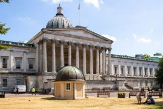 UCL main quad in London