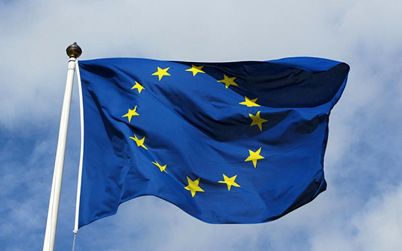 EU flag 800x500