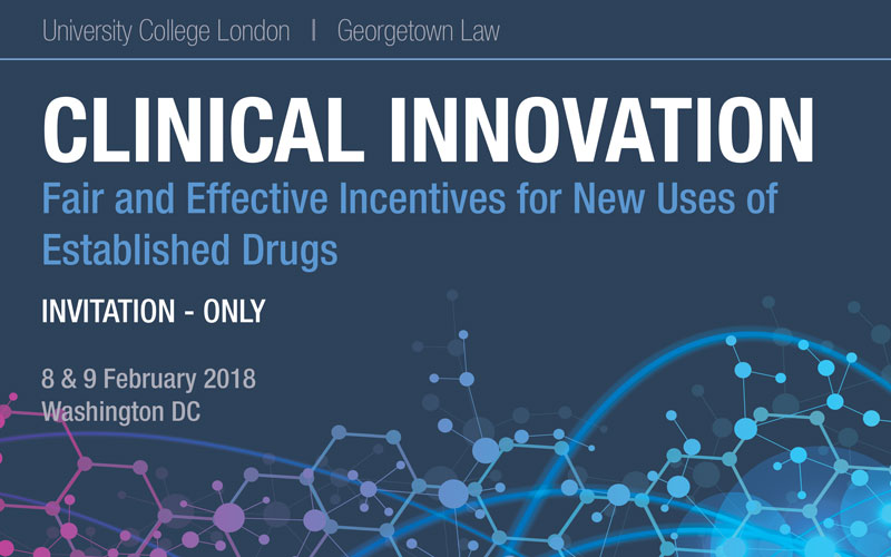 Clinical Innovation conference - Washington DC - February 2018