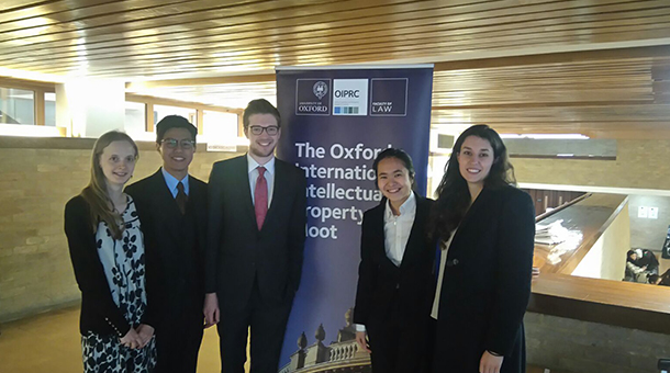 IP Moot Team