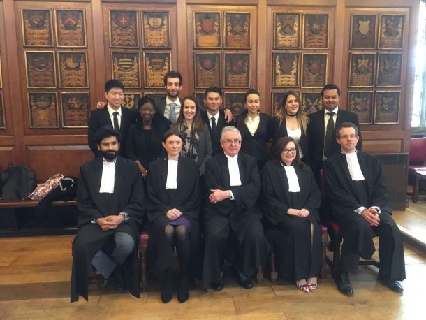Jessup Moot Team