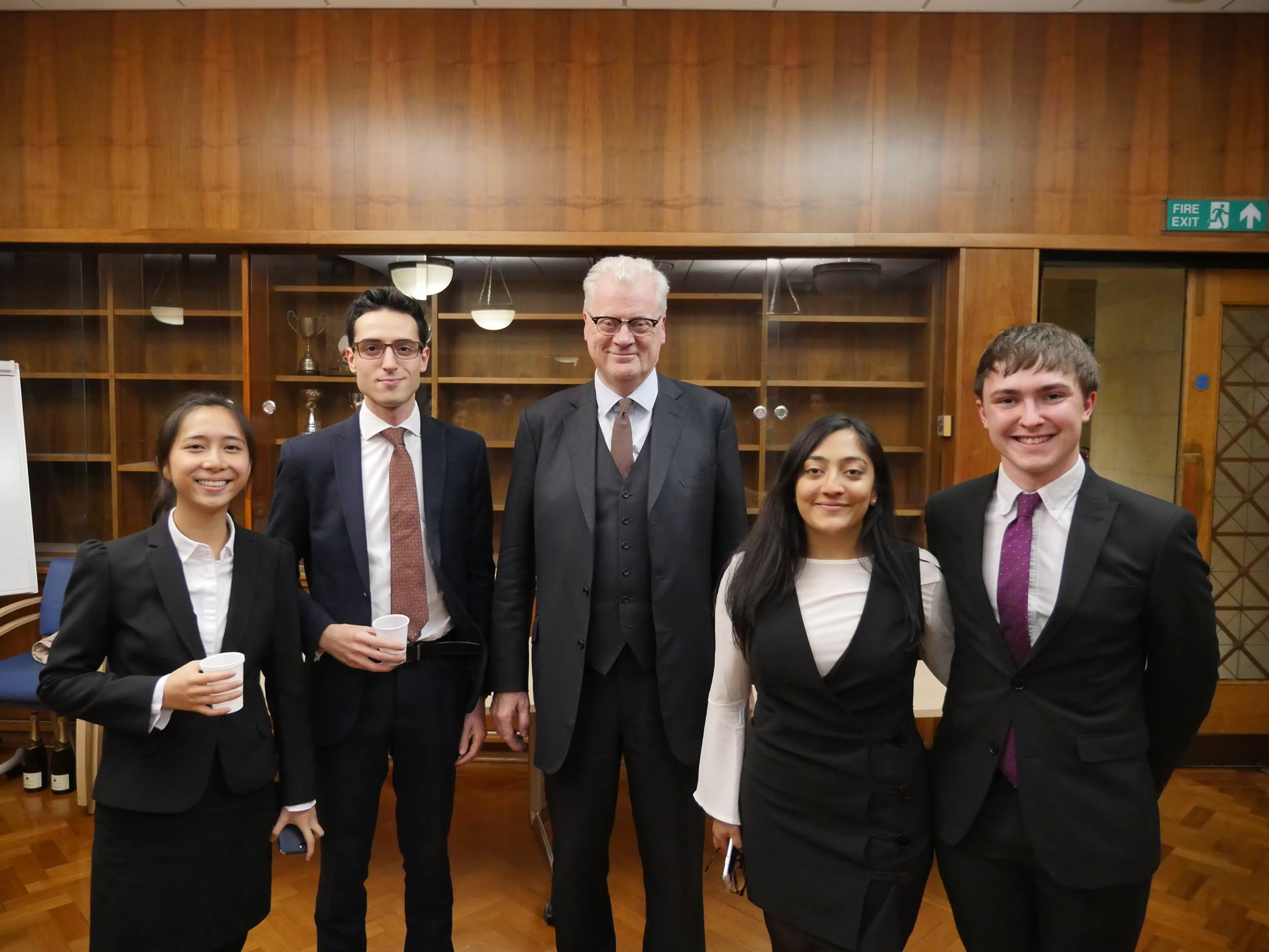 Junior Mooting Competition Finals