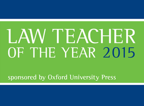 Law Teacher of the Year