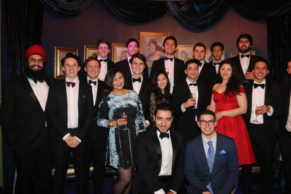 Law Society Xmas Ball