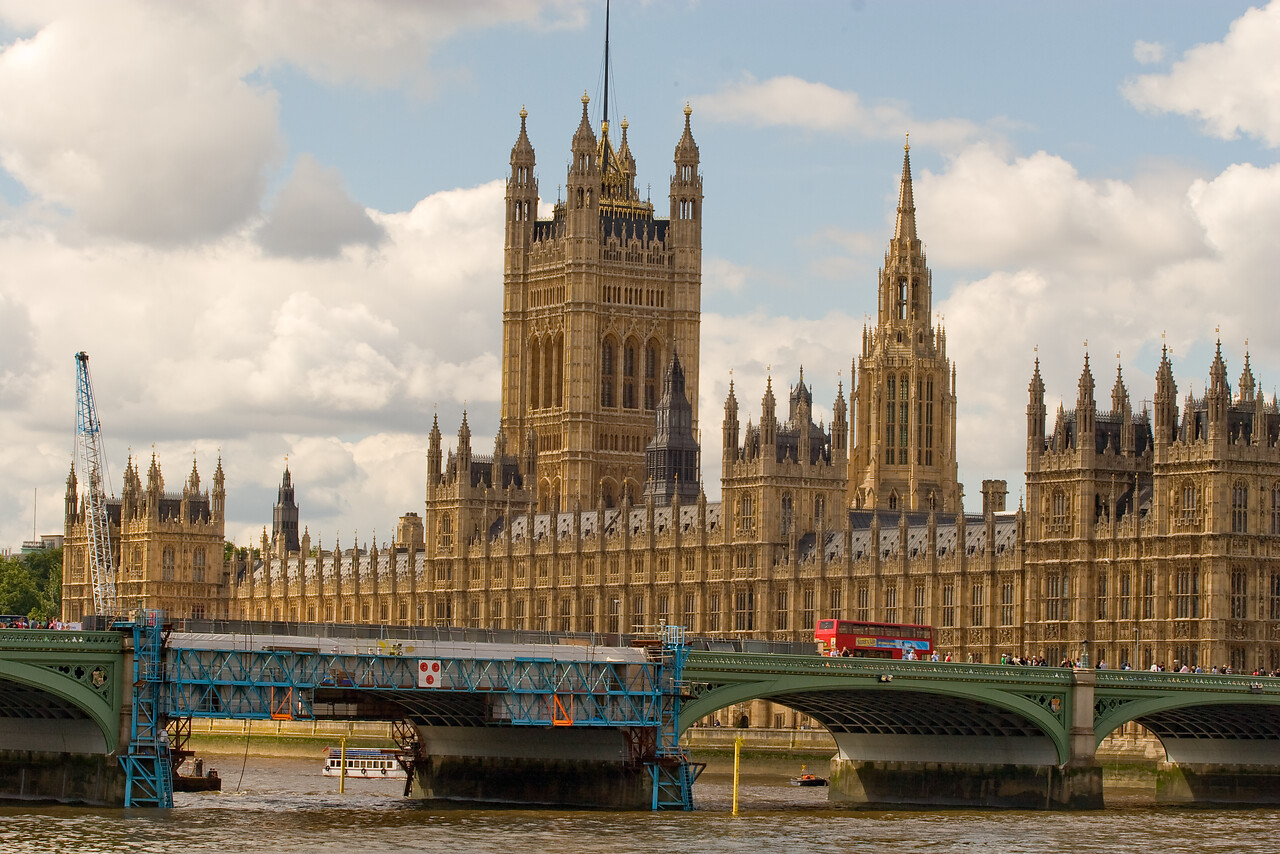 Photo of Parliament in London