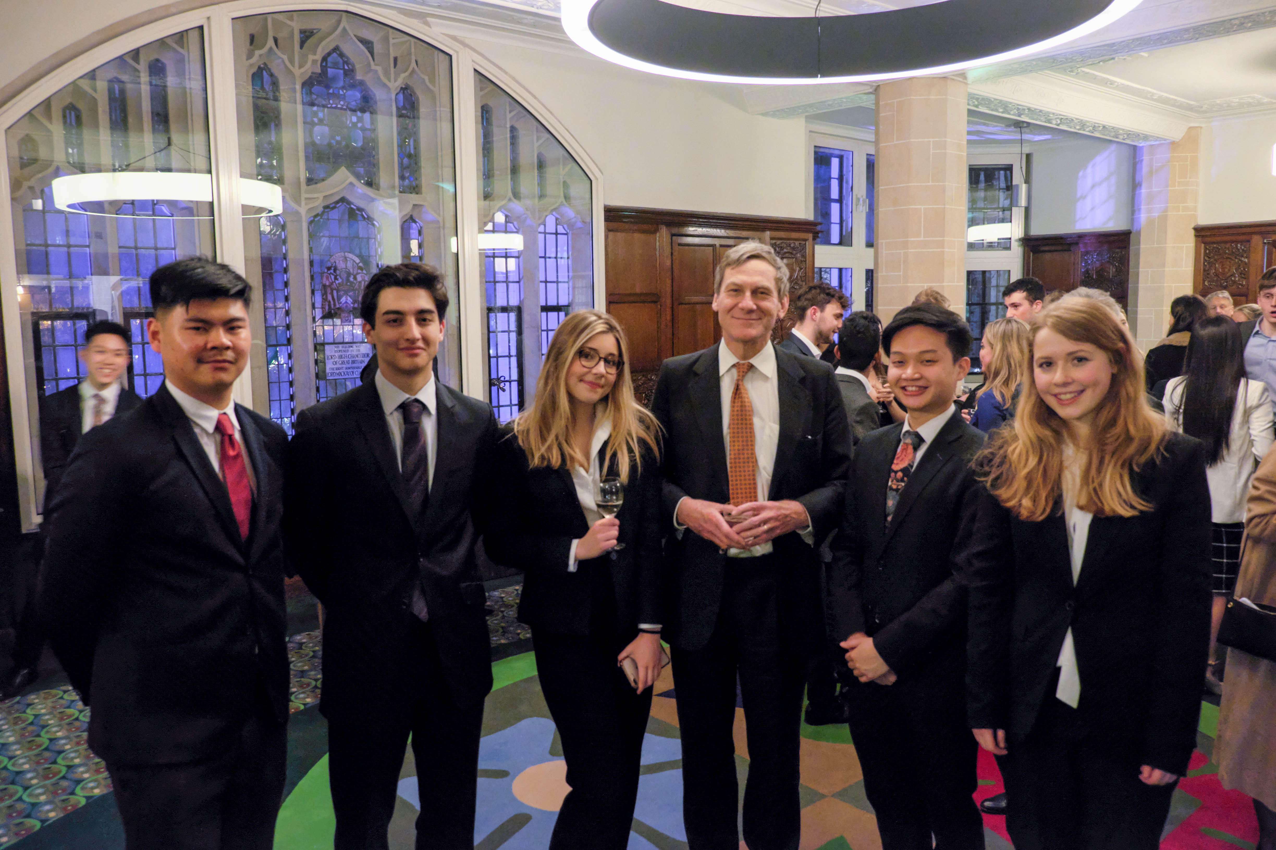 UCL Laws success in SM Moot
