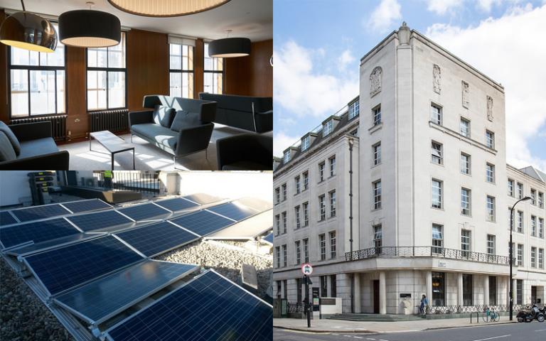 Bentham House achieves high sustainability award