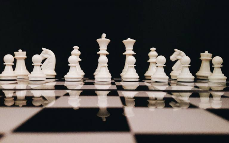 Competition Law - chess piece image