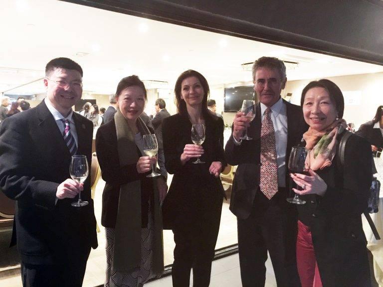 Hong Kong Reception