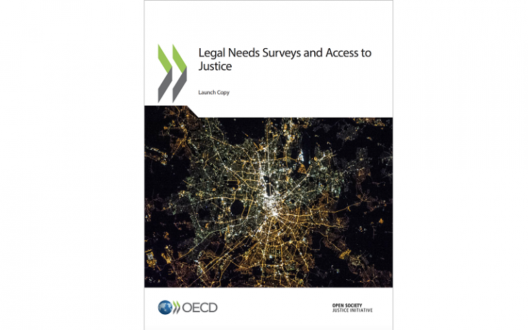 Legal Surveys and Access to Justice