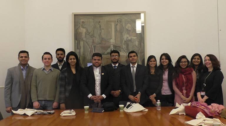Laws INB Group Pic