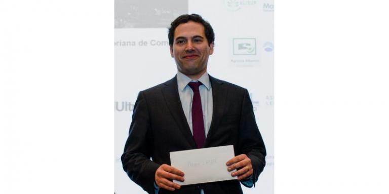 UCL Laws alumnus Nicolás Miranda Larraguibel