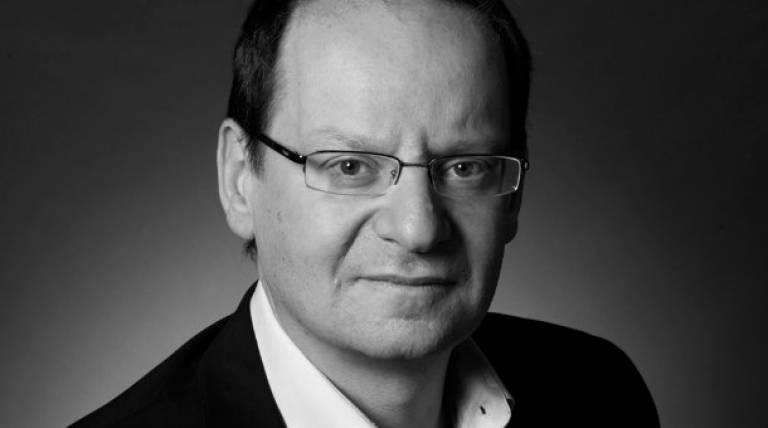 Headshot of Prof Philippe Sands QC