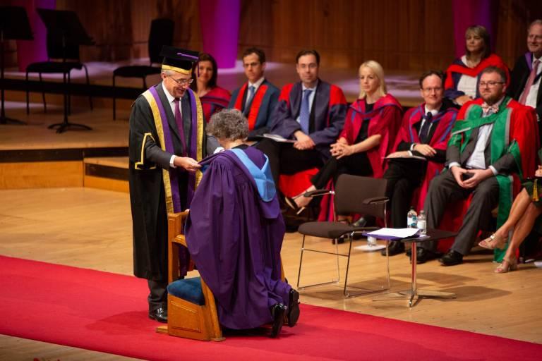 Professor Resnik receives honours