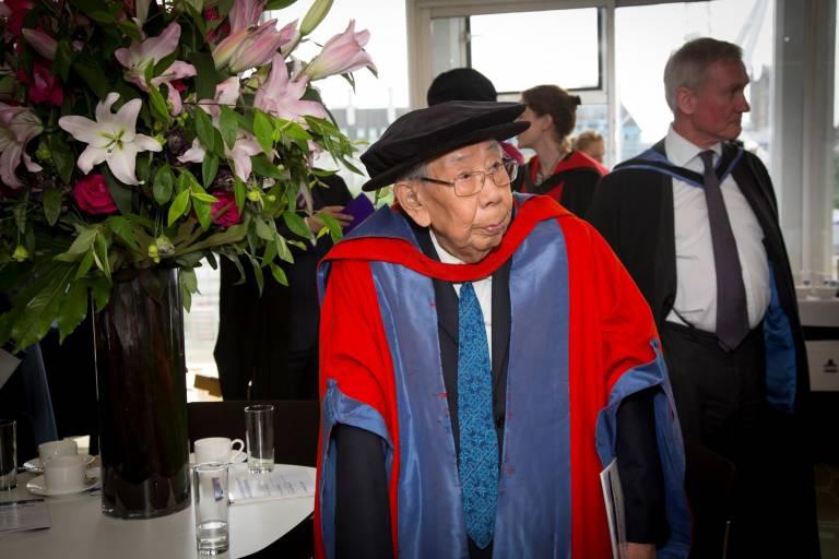 Professor Bin Cheng