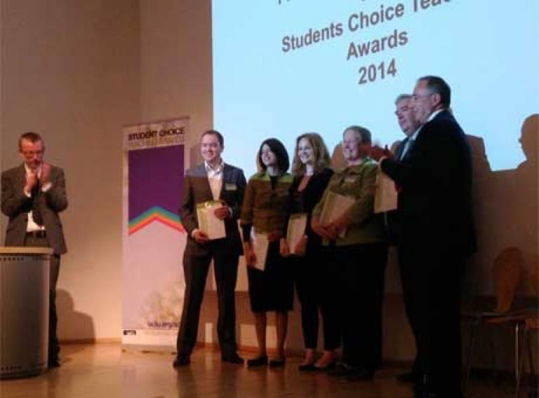 UCL Teaching Awards