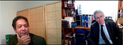 Daniel Alexander QC in conversation with Prof Sir Robin Jacob