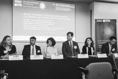 International Mergers Conference at UCL Laws