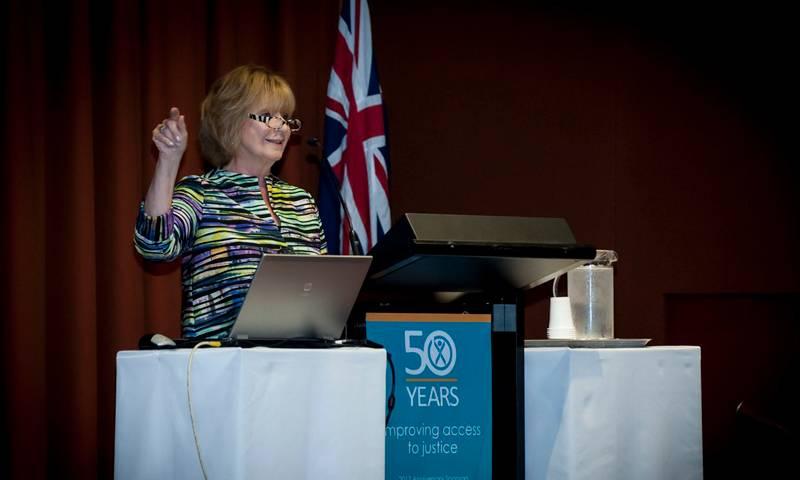 Hazel Genn - Access to Justice keynote