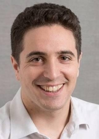 Headshot of Joe Atkinson, current UCL Laws PhD student