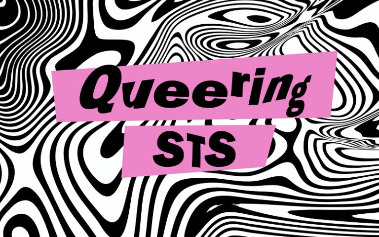 Queering STS conference logo