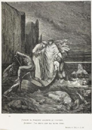 The Divine Comedy with illustrations by Dore (Ref: DANTE FOLIOS DD119 (1869) vol. 1)
