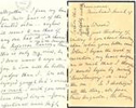 Thumbnail image of letter from Milly Lethbridge