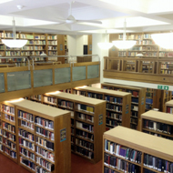 English Language & Literature section