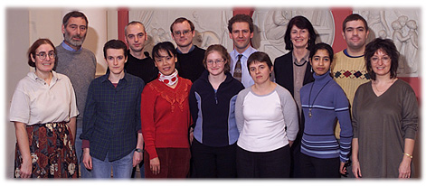 Photo of the CCU Team