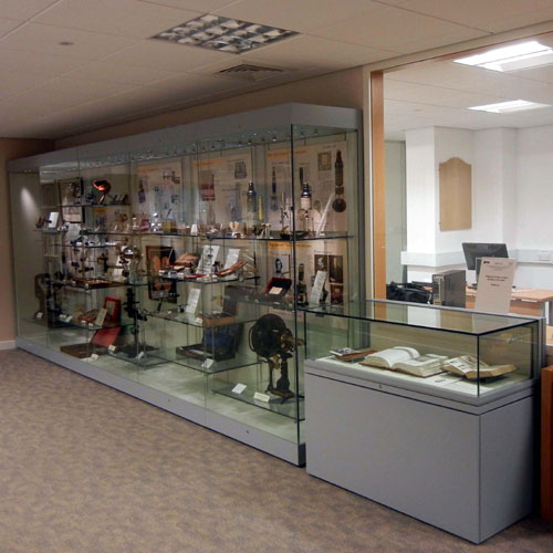 Moorfields Eye Hospital museum