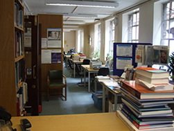 Inside The UCL Ear Institute & RNID Libraries