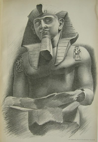 Bust of Rameses