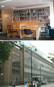 UCL Institute of Child Health Library