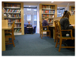 Picture of the new extension to the ICH Library