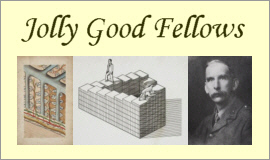 Jolly Good Fellows exhibition