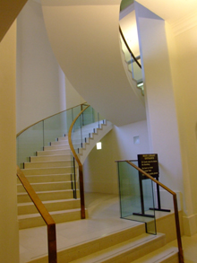 UCL Main Library entrance
