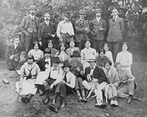 The Slade Picnic, circa 1912