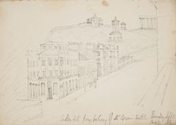 Sketch of Calton Hill